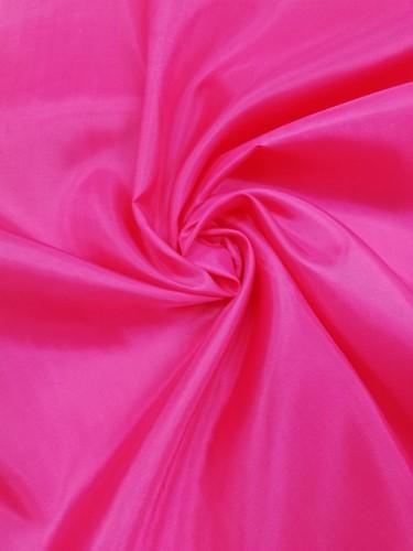 1076(18-1852) Ткань подкладочная 190Т 100%ПЭ цв.малиновый(в рул.100м)