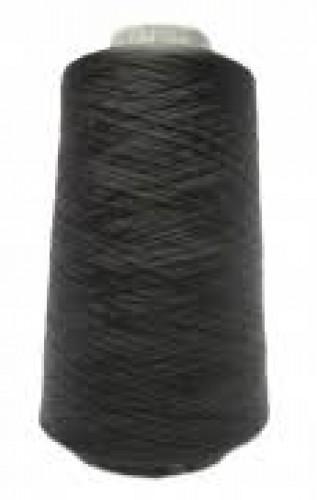 Нить текстурированная D150/1 некрученая 1500м цв.черный
