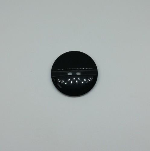 1308 Пуговица №48 30мм цв.черный(в упак.250шт, в кор.№593)