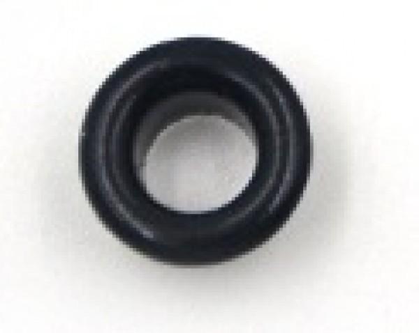 Люверсы нержавеющие №3 5мм цв.черный(в упак.5000шт)