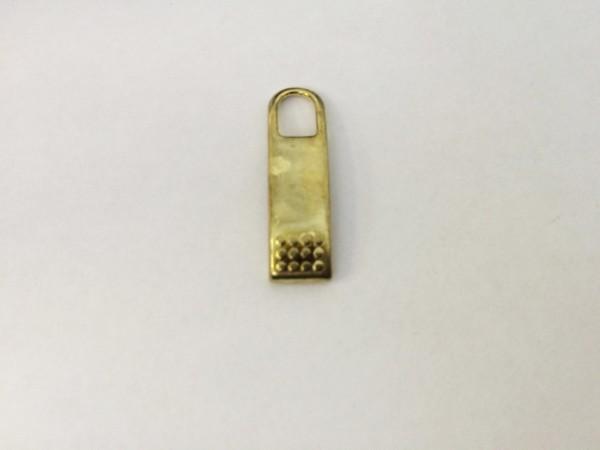 F131 пуллер декоративный цв.золото(в упак.500шт)
