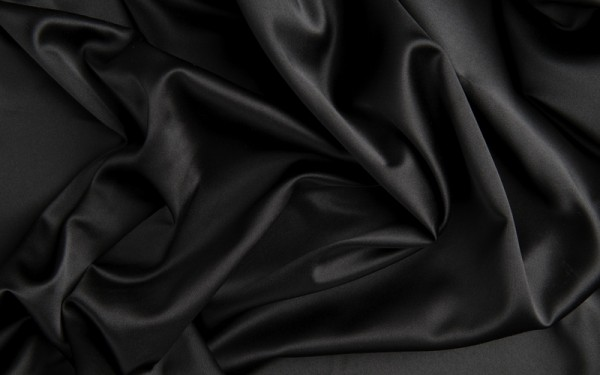 Ткань плащевка 210T 140г/м 100% ПЭ 150см цв.черный(в рул.100м)