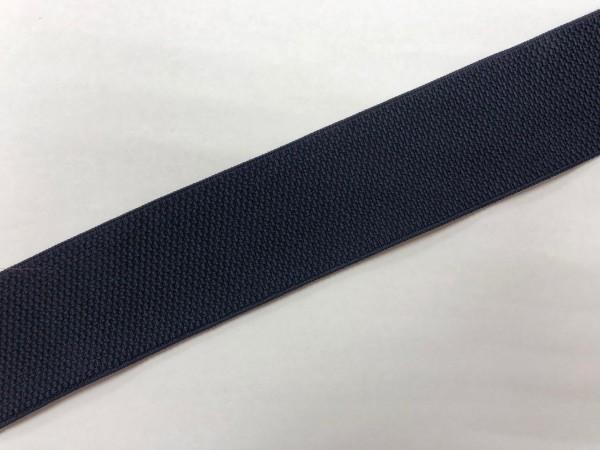 Резинка поясная 50мм цв.т.синий(в рул.25м)