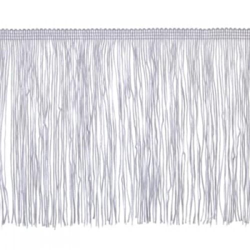 Бахрома 50см цв.белый(в упак.10м)