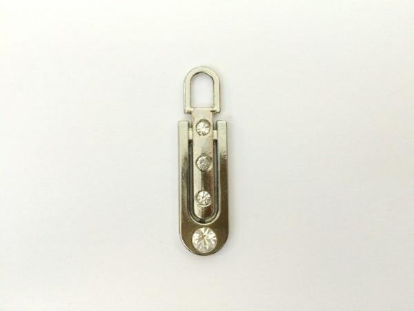 2831 пуллер декоративный цв.никель(в упак.500шт)