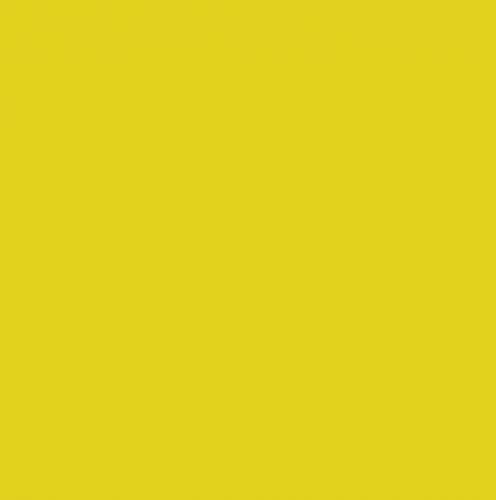 1028 Ткань подкладочная 190Т 100%ПЭ цв.желтый(в рул.100м)