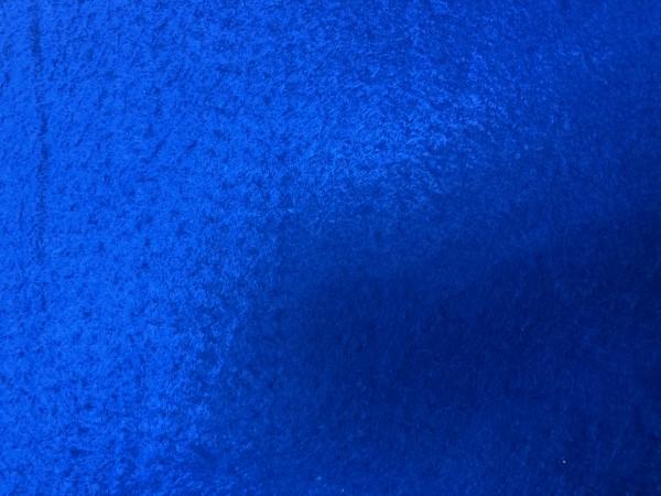 Фильц воротниковый 180г/м 100см цв.синий(в рул.50м)
