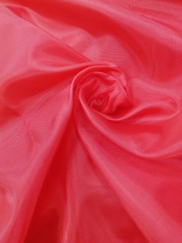 1094(32) Ткань подкладочная 190Т 100%ПЭ цв.красный(в рул.100м)