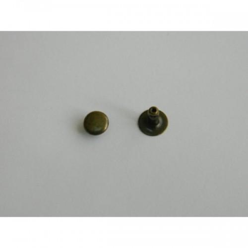 Хольнитен стальной 4*5мм цв.оксид(в упак.5000шт)