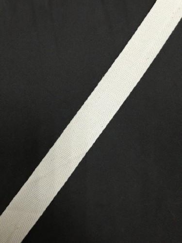 Киперная лента 25мм цв.сырой(в рул.50м) мешок 117)