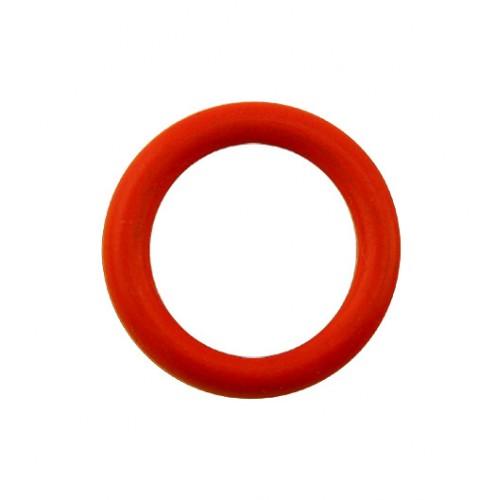 Бельевое кольцо регулировочное металлическое 10мм цв.красный(в упак.1000шт)