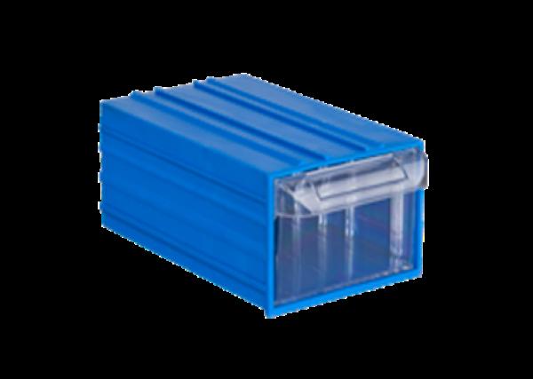 Ящик С1 13*9*20см цв.синий