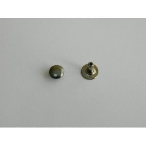Хольнитен стальной 4*5мм цв.никель(в упак.2000шт)