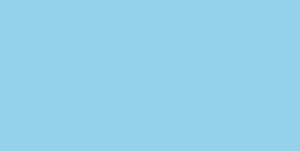 205 Молния потайная Т3 18см цв.т.голубой(в упак.100шт)