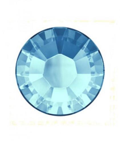 Стразы SS10 3мм Е20 Aquamarine(в упак.500гросс)
