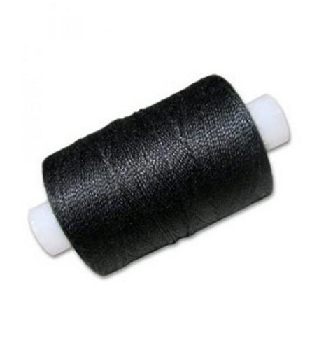 Набор ниток Красная нить 100ЛЛ армированная  200м цв.черный(в упак.10бобин)