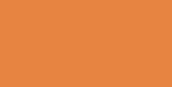 160 Атласная лента 25мм цв.ярко-оранжевый(в рул.33м)