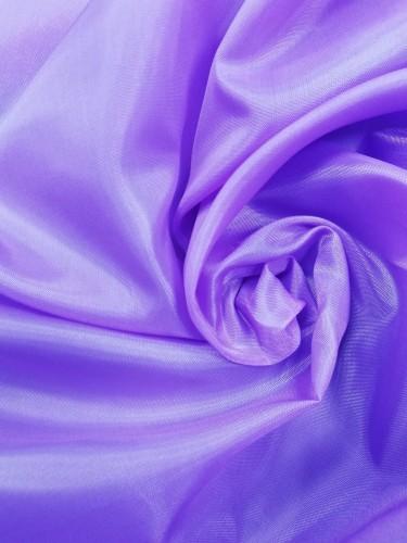 1115(33) Ткань подкладочная 190Т 100%ПЭ цв.сиреневый(в рул.100м)