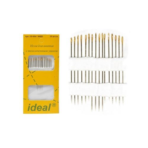 Иглы ID-003/HN-07 набор для слабовидящих(в упак.12шт)