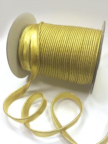 Gold Кант атласный цв.золотой(в рул.72 Yds)