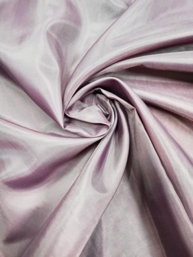 1107 Ткань подкладочная 190Т 100%ПЭ цв.т.фиолетовый(в рул.100м)