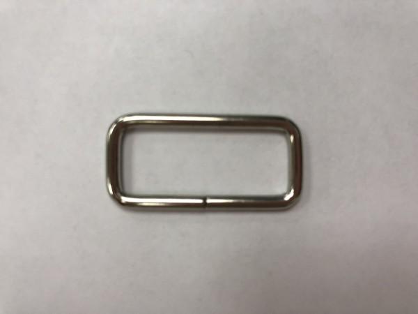 Рамка 2,8*32*13мм цв.никель(в упак.500шт)