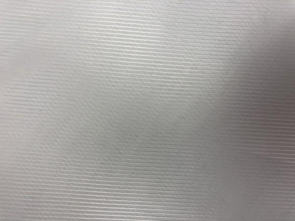 Ткань подкладочная полосатая 210Т 100%ПЭ 150см цв.белый(в рул.100м)