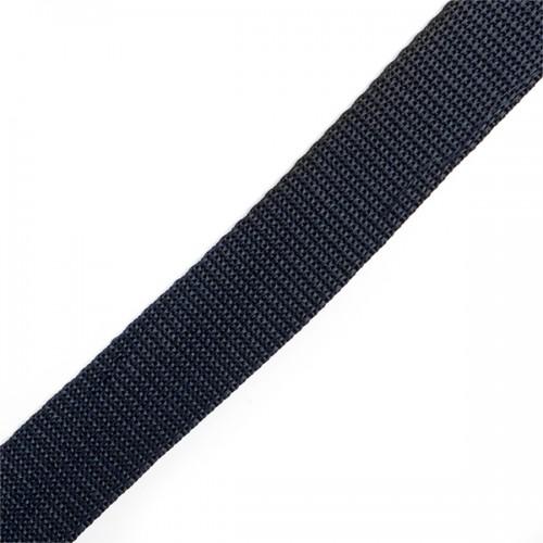 227 Стропа текстильная 25мм цв.т.синий(в рул.50м)