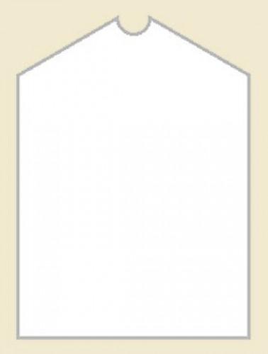 Пакет упаковочный со скосом 60*110см(в упак.100шт)