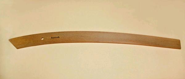 Лекало №5 деревянное 62см