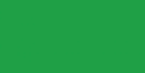 243 Атласная лента 50мм цв.зеленый(в рул.33м)