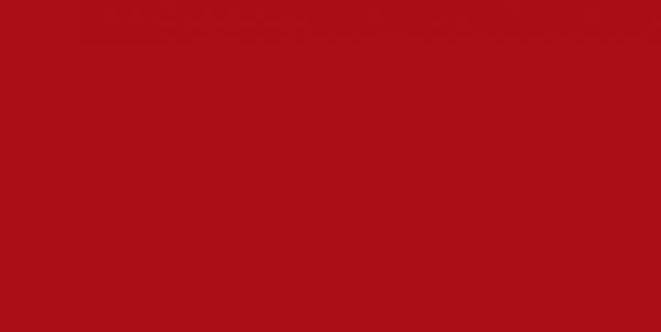 Молния трактор Т5 45см цв.№148 красный(в упак.50шт)