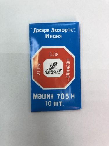 Иглы Джарк для швейных машин №70(в упак.10шт)