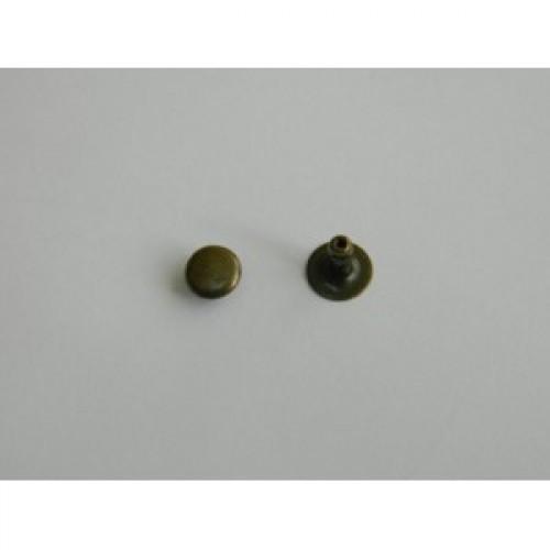 Хольнитен стальной 4*5мм цв.золото(в упак.5000шт)