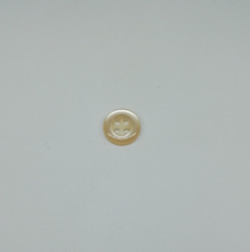 4014 Пуговица сорочечная №16 10мм цв.134 св.розовый(в упак.1000шт)
