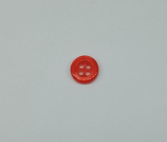 4014 Пуговица сорочечная №16 10мм цв.822 оранжевый(в упак.1000шт)