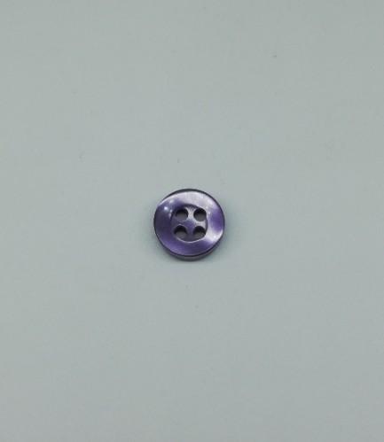 4014 Пуговица сорочечная №16 10мм цв.192 фиолетовый(в упак.2000шт)