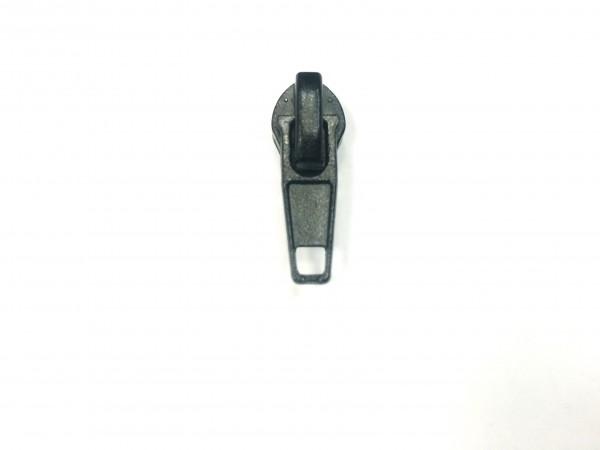 Бегунок автомат для спирали Т5 цв.черный(в упак.500шт)