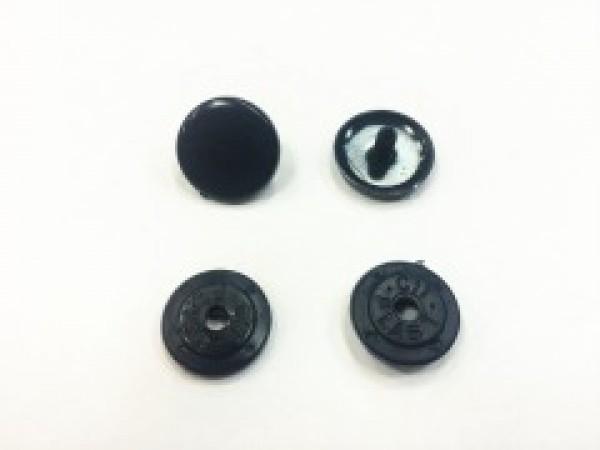 Кнопка пластиковая 10,5мм цв.т.синий(в упак.1000шт)