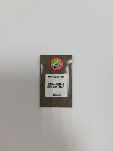 Иглы DPx134-NY2 №130 универсальные для прямострочных машин с толстой колбой
