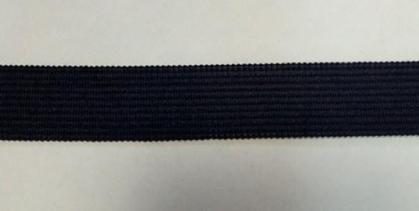 330 Окантовочная лента 18мм цв.т.синий(в рул.100м)