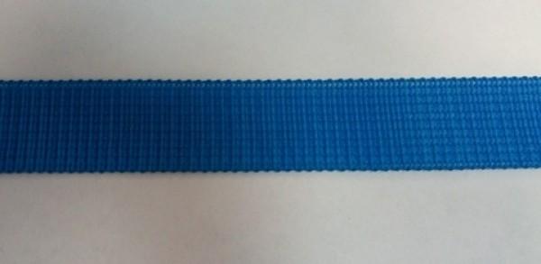 216 Окантовочная лента 18мм цв.голубой(в рул.100м)