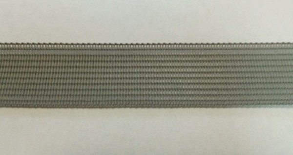 317 Окантовочная лента 18мм цв.св.серый(в рул.100м)