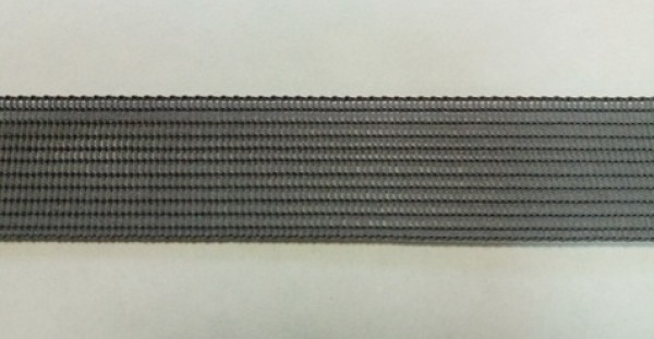 319 Окантовочная лента 18мм цв.серый(в рул.100м)