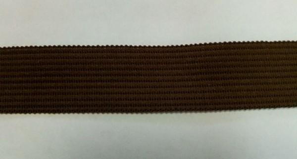 300 Окантовочная лента 18мм цв.т.коричневый(в рул.100м)