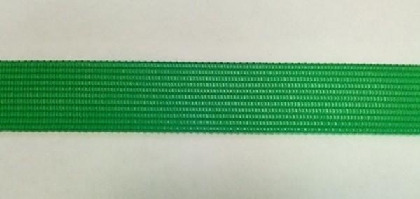 243 Окантовочная лента 18мм цв.салатовый(в рул.100м)