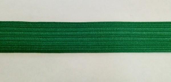 242 Окантовочная лента 20мм цв.зеленый(в рул.100м)
