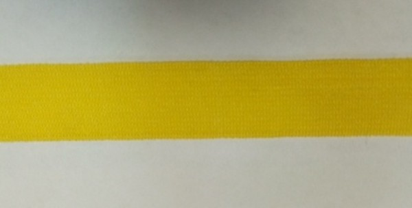 110 Окантовочная лента 20мм цв.желтый(в рул.100м)