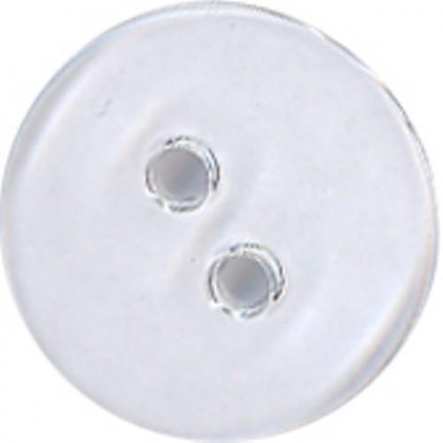 178BP Пуговица №18 11,5мм цв.прозрачный(в упак.5000шт)