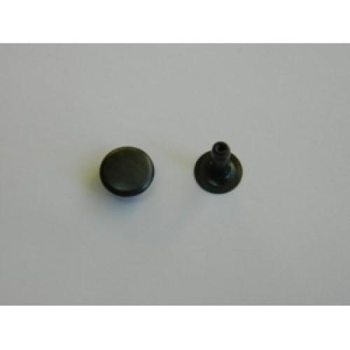 Хольнитен стальной 9*9мм цв.оксид(в упак.2000шт)
